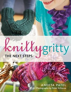 Knitty Gritty - The Next Steps book