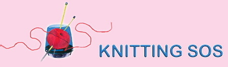 Knitting SOS home